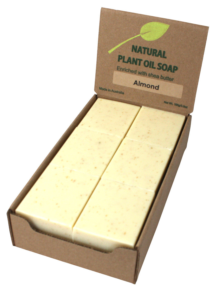 Almond Soap Unwrapped (12)