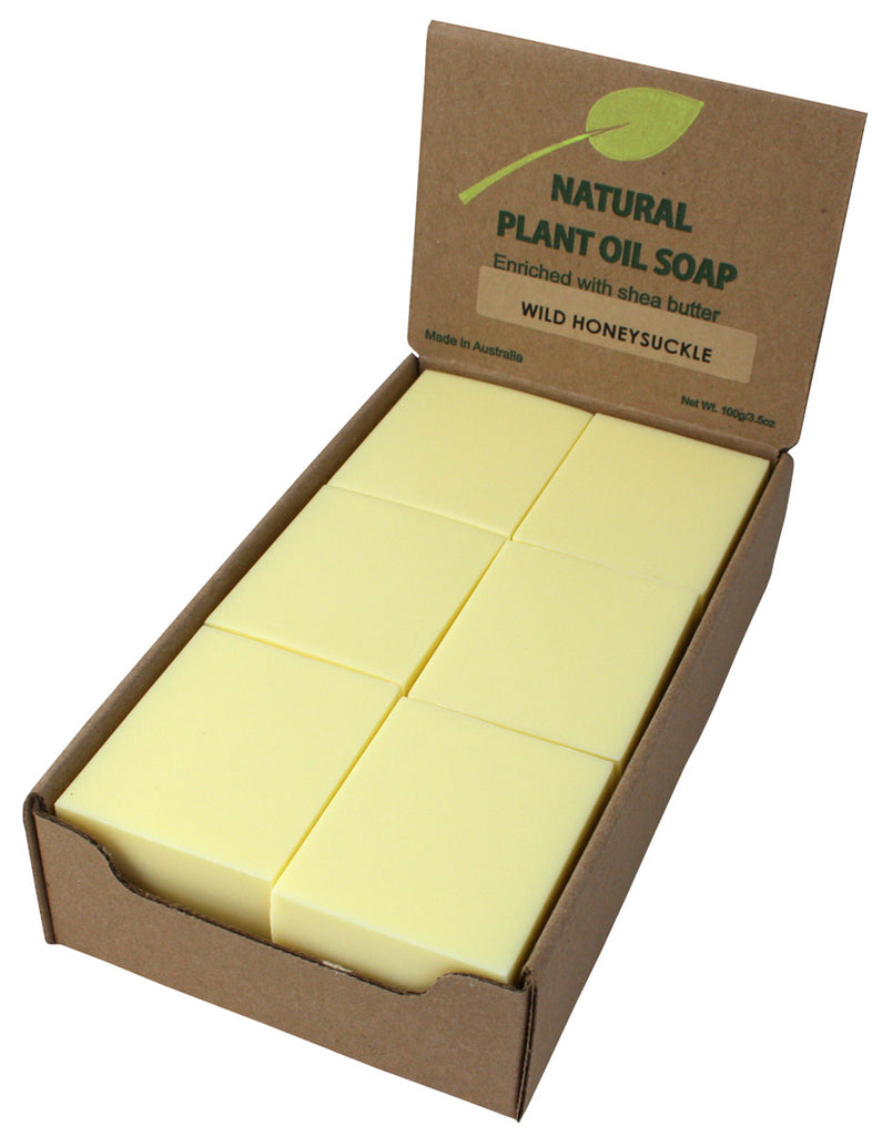 Honeysuckle Soap Unwrapped (12)