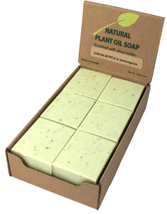 Lemon Myrtle Soap Unwrapped (12)