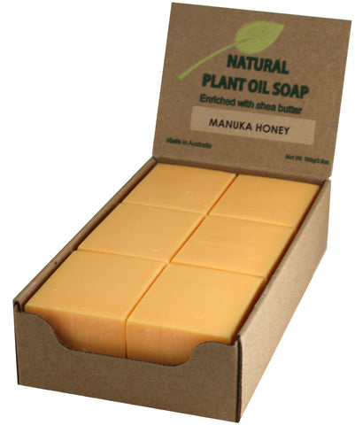 Manuka Honey Soap Unwrapped (12)