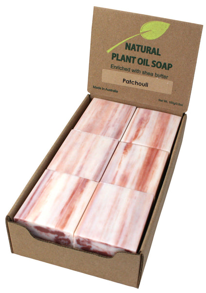Patchouli Soap Unwrapped (12)