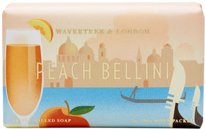 Peach Bellini soap bar (1)