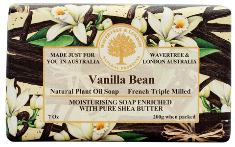 Vanilla Bean soap bar (1)