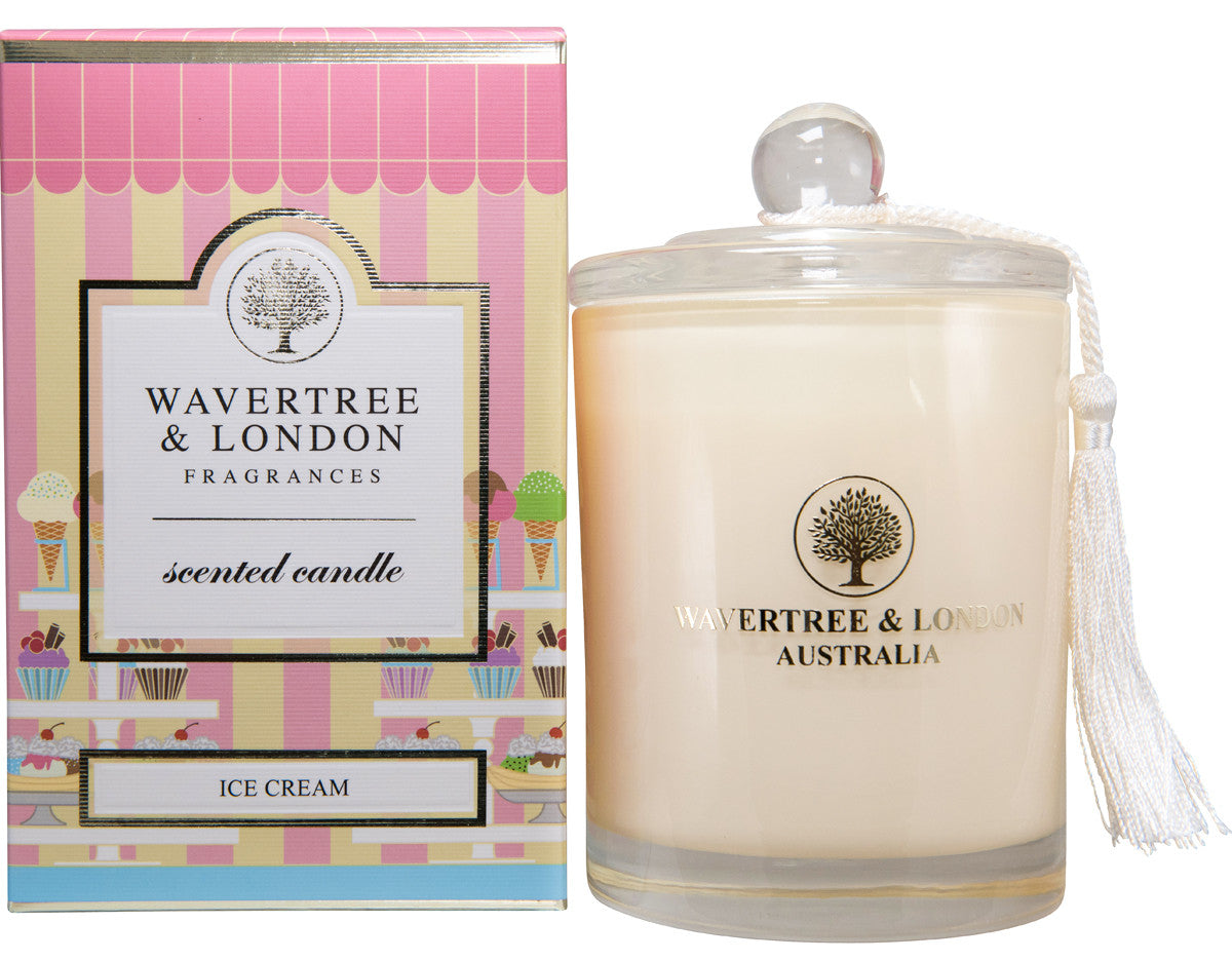 Wavertree and London Soy candle - Ice Cream