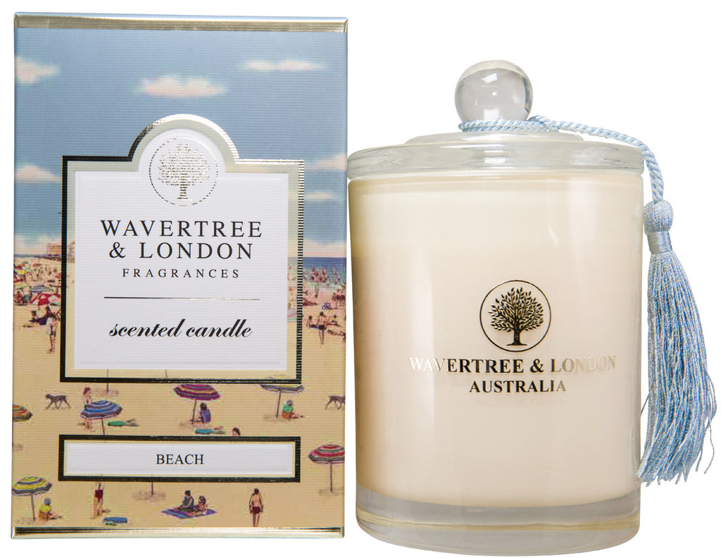 Wavertree & London Soy candle - Beach