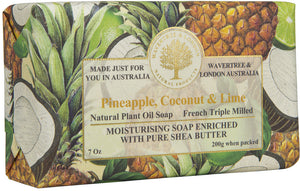 wavertree_and_london_pineapple_coconut_lime_soap