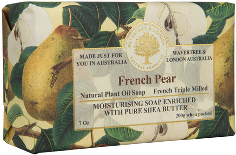 French Pear Soap (8)