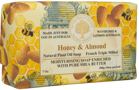 Honey & Almond Soap (8)