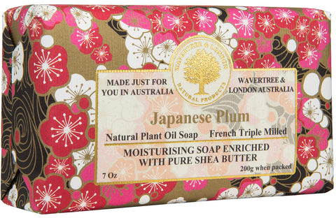 Japanese Plum Soap (8)