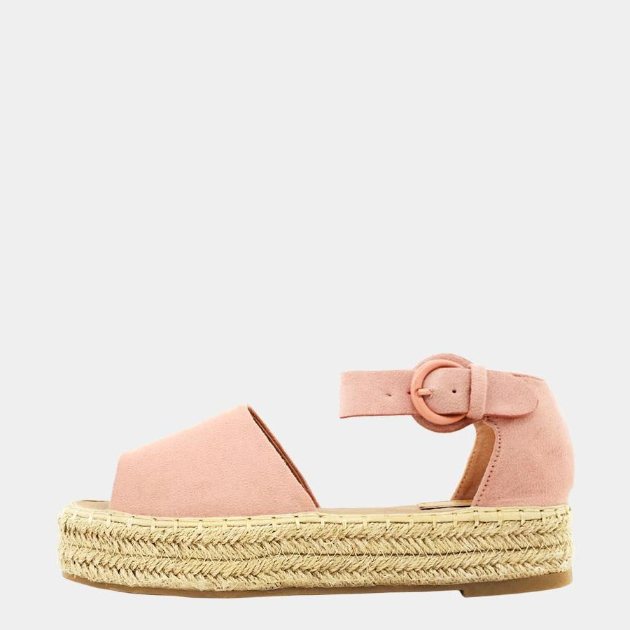 CLAUDIA - SANDALIAS COLOR BLUSH