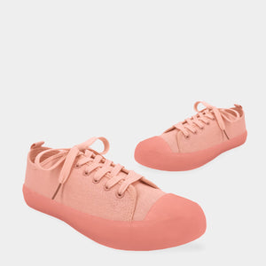 PROVOKE TENIS DE LONA COLOR BLUSH