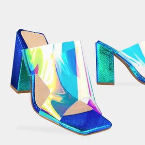 SELLER - ZAPATOS COLOR HOLOGRAMA