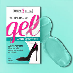 HAPPY HEELS - TALONERAS DE GEL