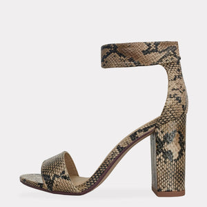 YORK - ANIMAL PRINT DE SERPIENTE