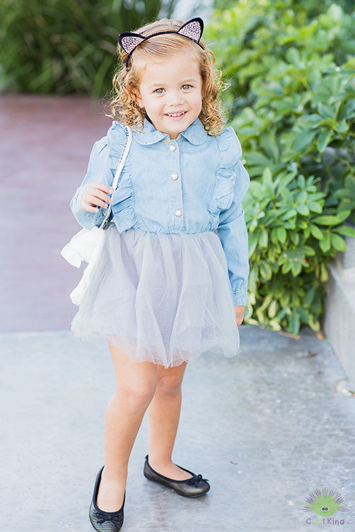Tutudenim shirtdress