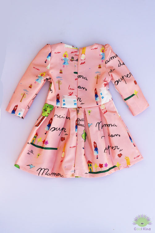 Daughter tea party dress