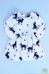 Daughter cats dress
