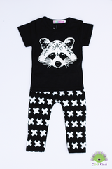 Raccoon pj set