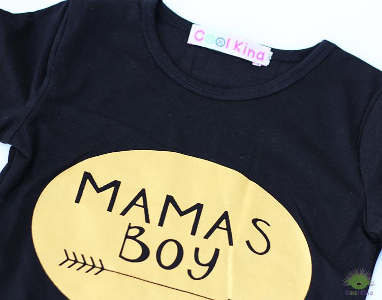 Mamas boy pj set