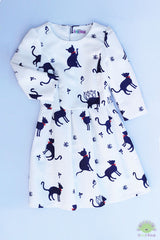 Mom cats dress