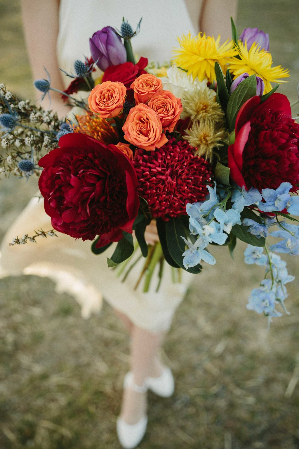 Tips to choosing your wedding florist