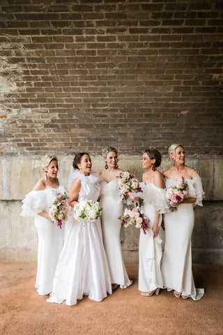 Sydney wedding florist. Inner west florist. Glebe Town Hall wedding.