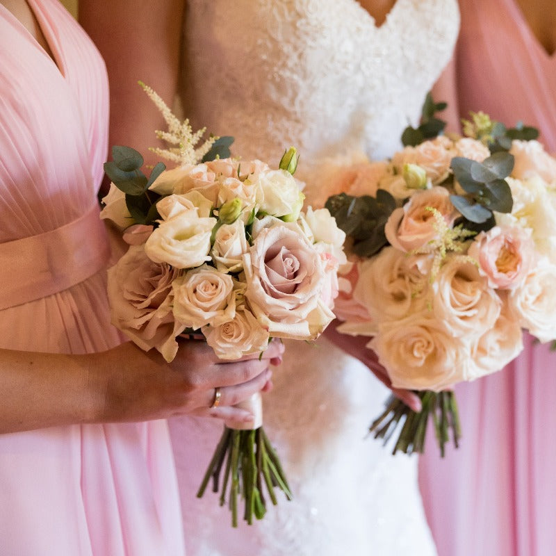 Wedding Bridesmaid Bouquet