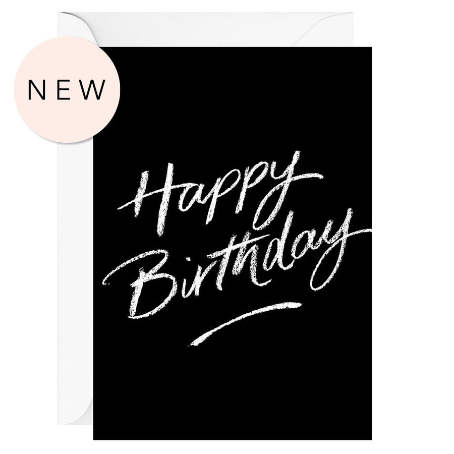Gift Card - Happy Birthday