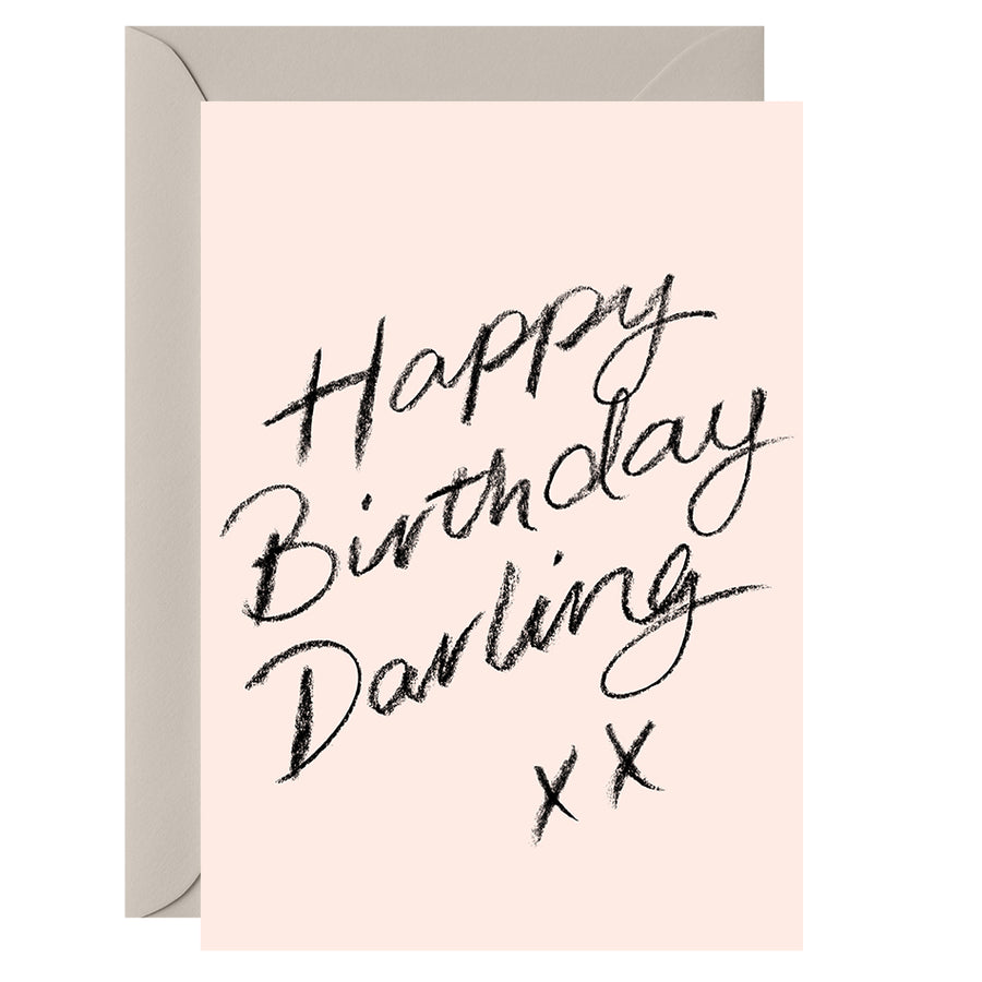 Gift Card - Happy Birthday Darling