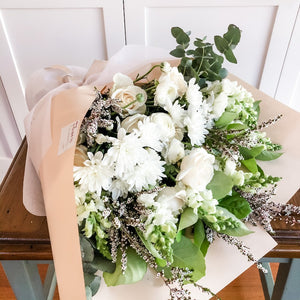 Funeral flowers - Sheaf