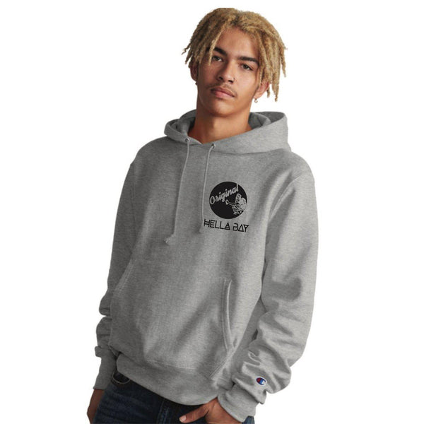 Champion | Hella Bay Town Culture Hoodie Hoodies Hella Bay Clothing