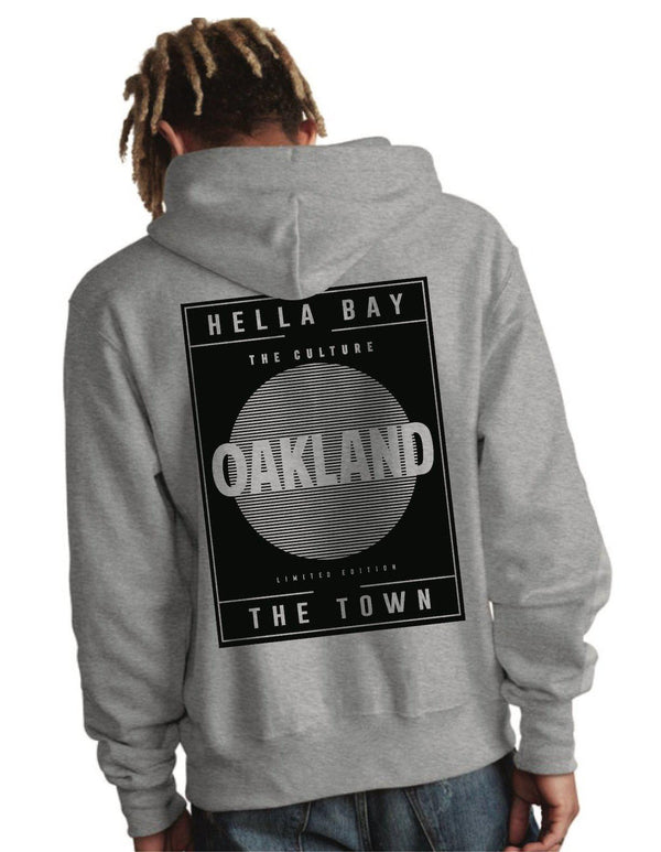 Champion | Hella Bay Town Culture Hoodie Hoodies Hella Bay Clothing Small