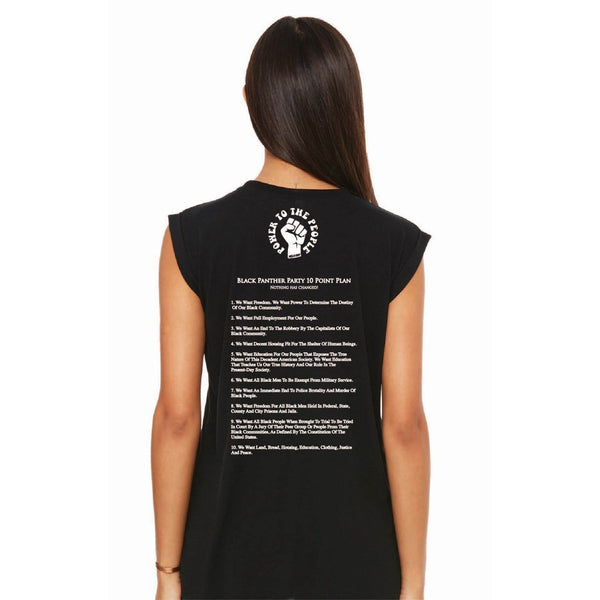 Power to the People Women's Shirt
