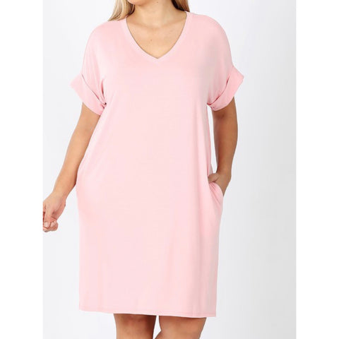 Quarantine Basic Dress