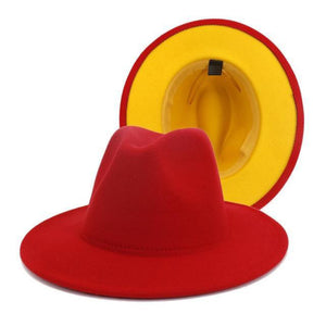 Red Hat Yellow Bottom