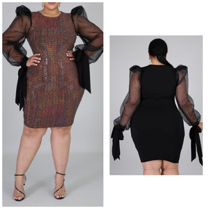 Spark Night Dress