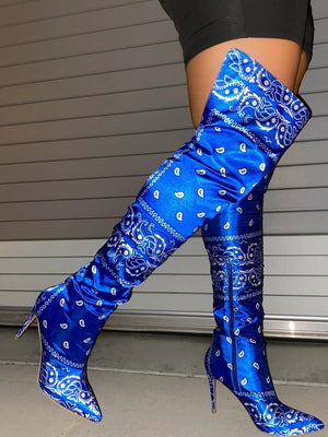 Hot Girl Fall Boots