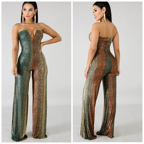 Touch of gold jumpsuit 2