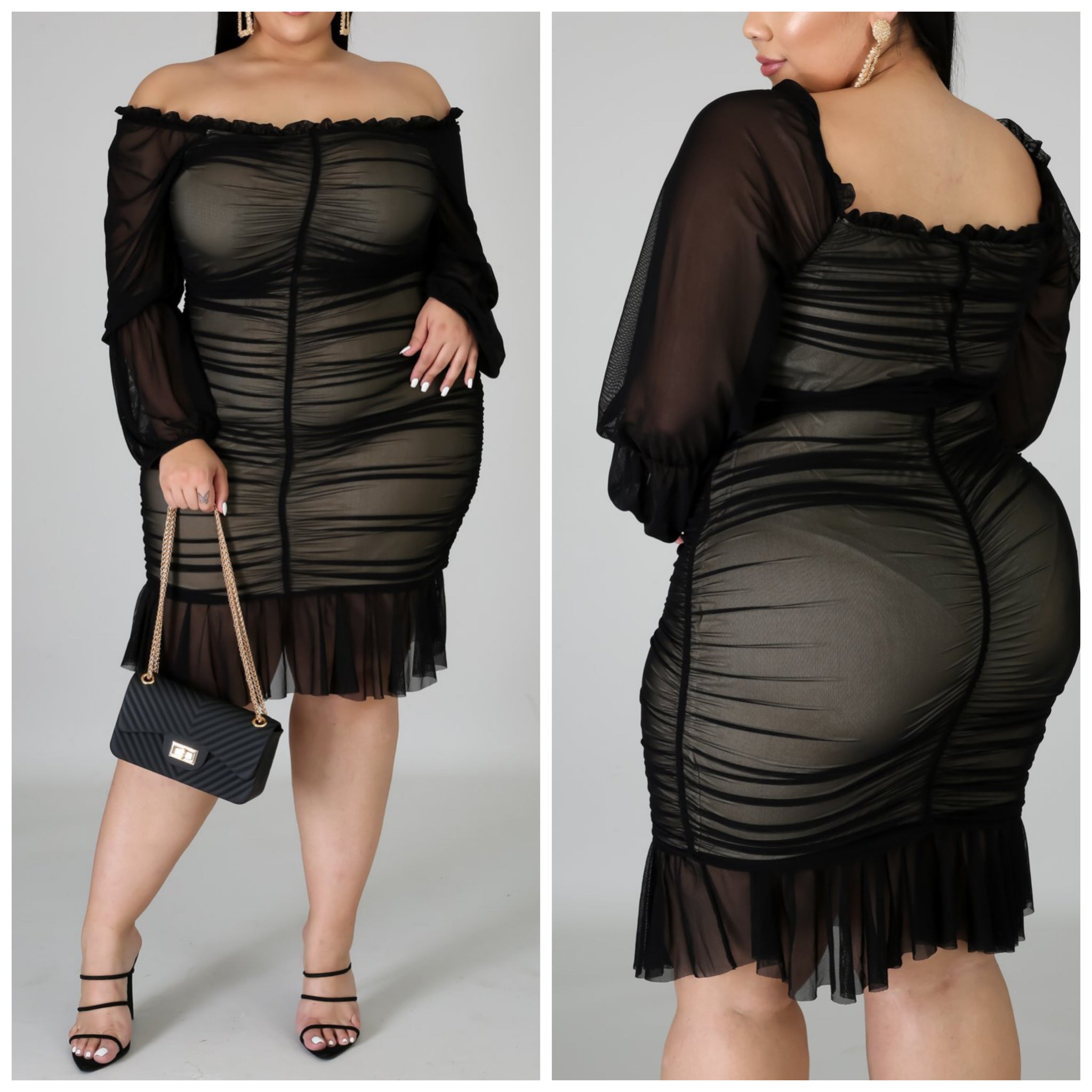 Black Rage Dress