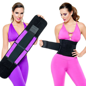 Bombshell Workout Waist Eraser Sweat Fitness Band