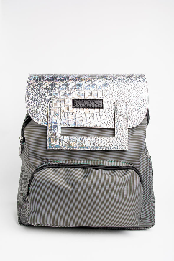 Melrose Backpack with Hologram Cover