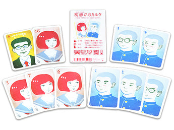 初恋かおカルタ(Face Matching Card Game) - GIFT TEN INDUSTRY.K.K