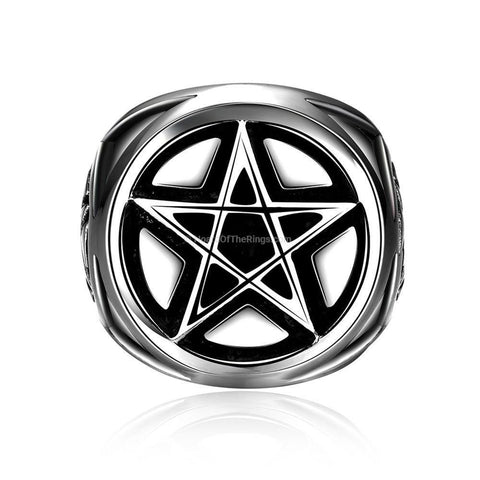 The Original Pentagram Ring