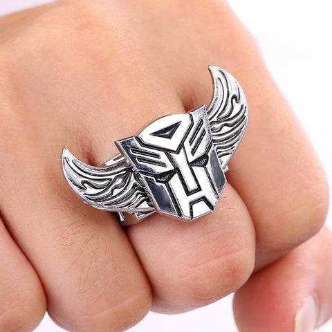 Autobot Ring - HoardOfTheRings.com