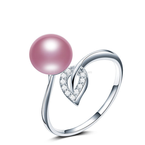 The Pink Pearl Ring - HoardOfTheRings.com