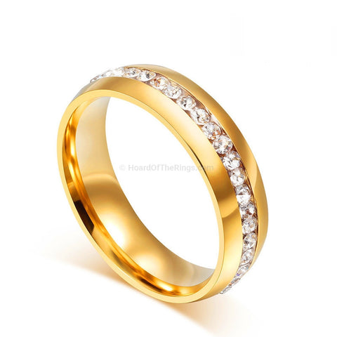 The Gift Of An Eternity Ring - HoardOfTheRings.com