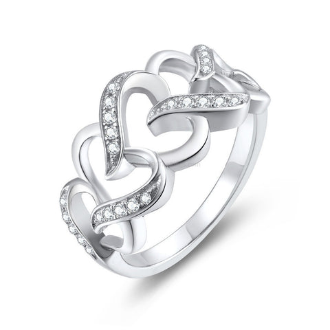 The Ring of Hearts - HoardOfTheRings.com