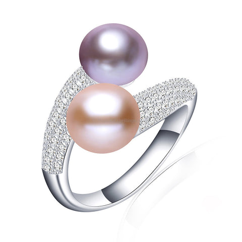 Natural Freshwater Pearl - Choice of Pearl Colours - HoardOfTheRings.com