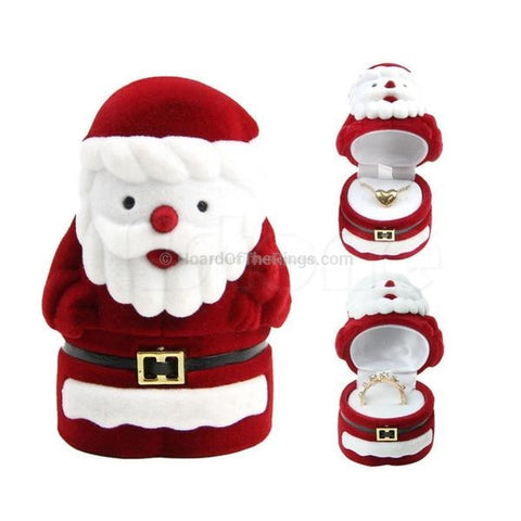 Santa Claus Ring Presentation Case