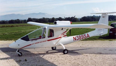 Sky Arrow with Hand Controls Light Sport Aircraft